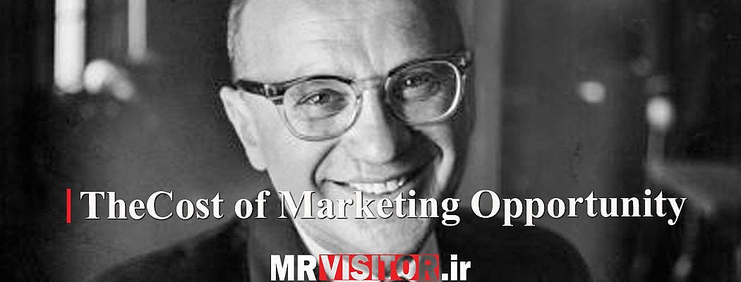 The Cost of Marketing Opportunity